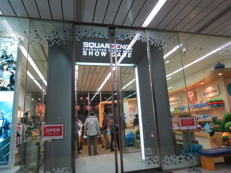 square enix store account